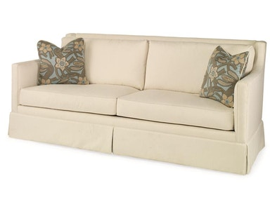Century Furniture Del Rio Skirted Sofa ESN255-2SK