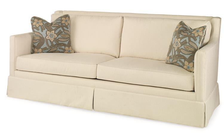 Century Furniture Del Rio Skirted Sofa ESN255 2SK