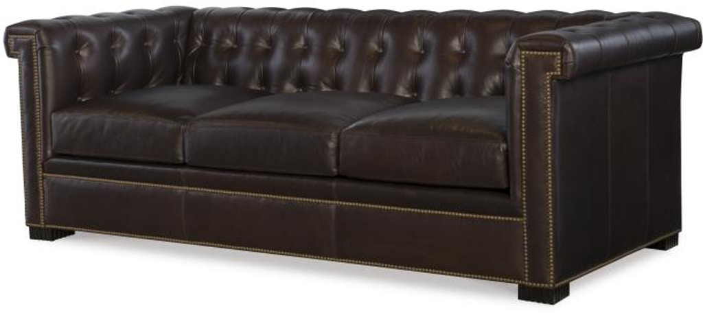 Century Furniture Living Room Modern Chesterfield Sofa Lr 7700 2 At Cherry House