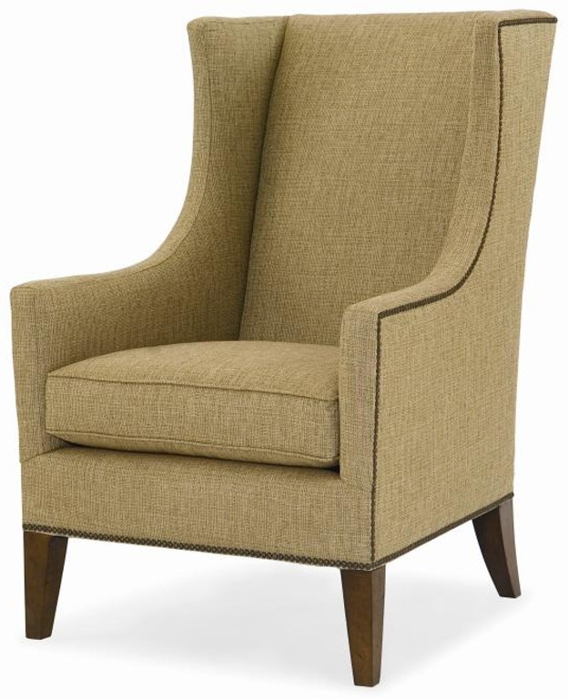 Leather Furniture Stores In Birmingham Al: Century Furniture Living Room Devin Chair LR-18246