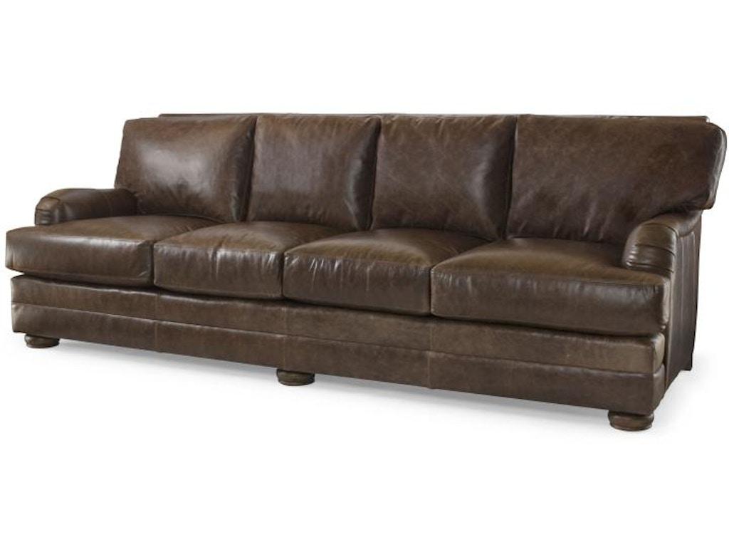 Century Furniture Living Room Leatherstone Large Sofa 4 Backs 4 Seats Lr 7600 1 Hickory