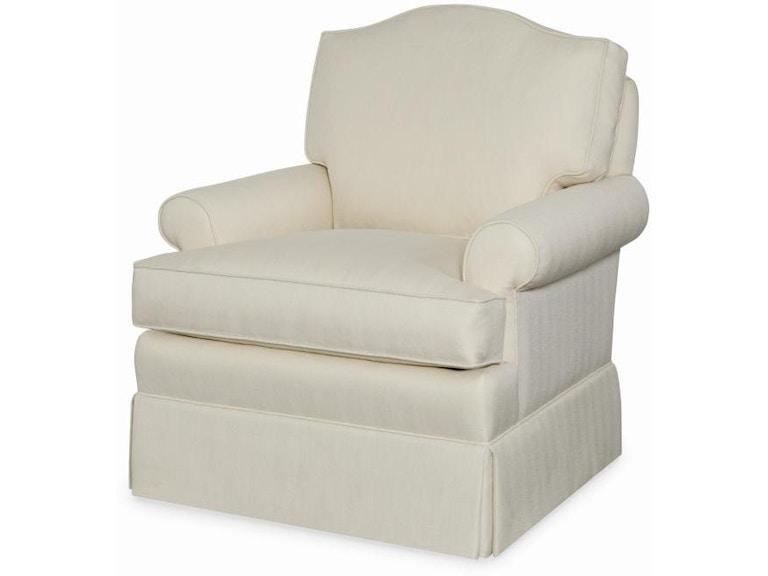 Century Furniture Ltd178 7 Living Room Harper Swivel