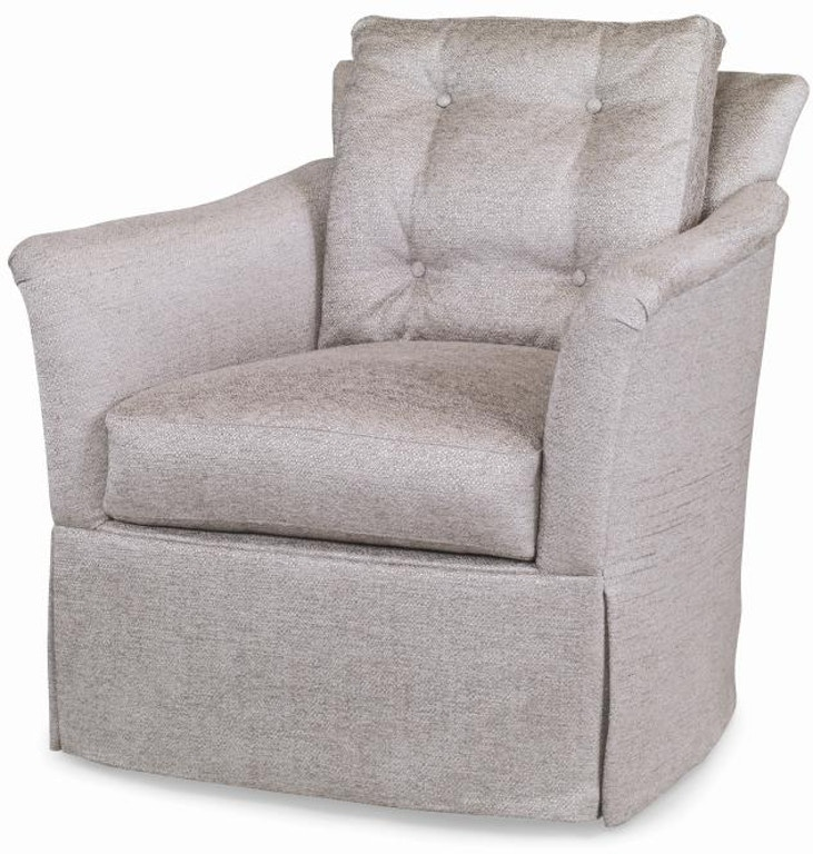 Century Furniture Living Room Trent Swivel Glider Ltd5247