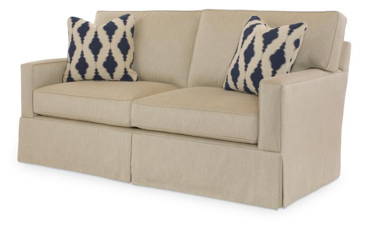 Charmant Century Furniture Cornerstone 80 Apt Sofa LTD7600 3APT