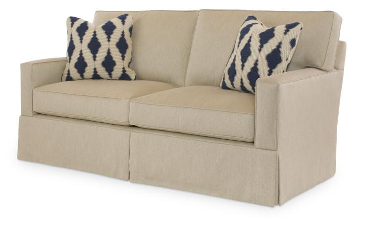 Century Furniture Cornerstone 80 Apt Sofa LTD7600 3APT