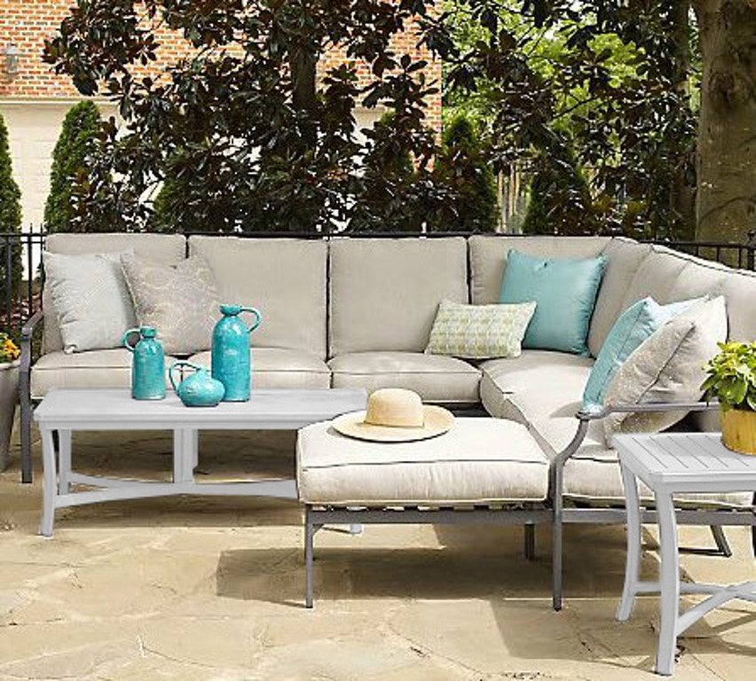 Sectional Sofas In Hickory Nc: Lane Venture OutdoorPatio Raleigh Sectional 246-Sectional