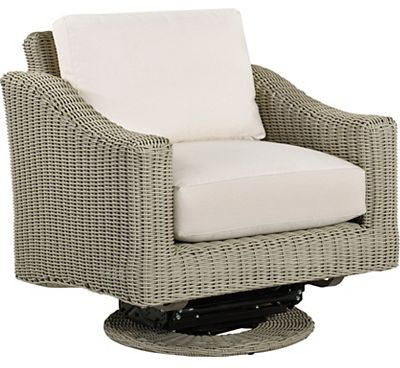 Lane Venture Outdoor Patio Lounge Chair Swivel Glider 529 86 Imi