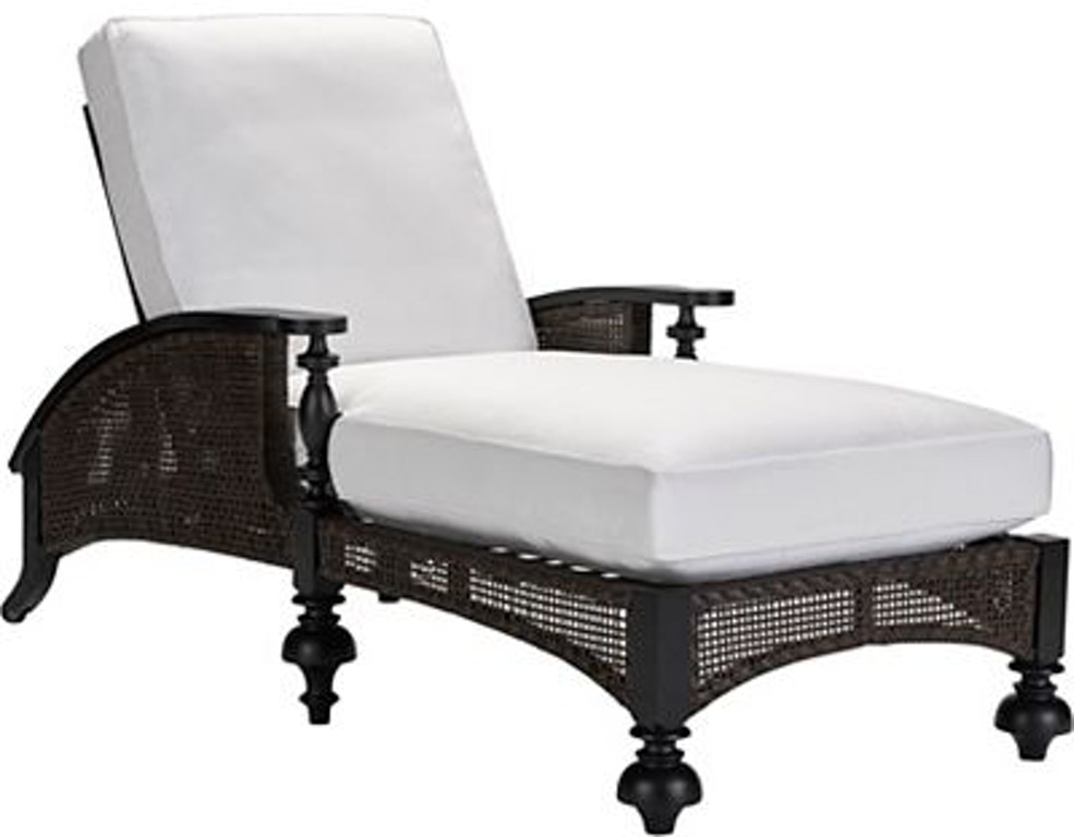 Lane Venture Outdoor/Patio Hemingway Plantation Adjustable Chaise 5531-40  at Stowers Furniture - Lane Venture Outdoor/Patio Hemingway Plantation Adjustable Chaise