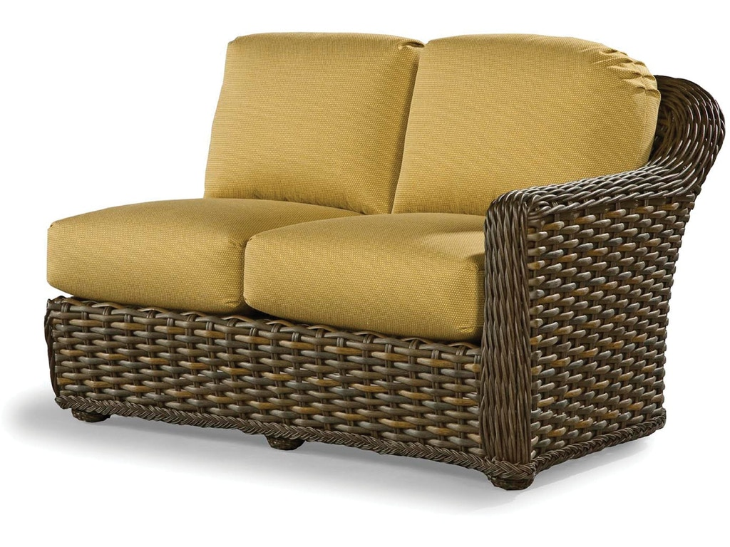 Lane Venture Outdoorpatio Right Facing One Arm Loveseat 790 21 Hickory Furniture Mart