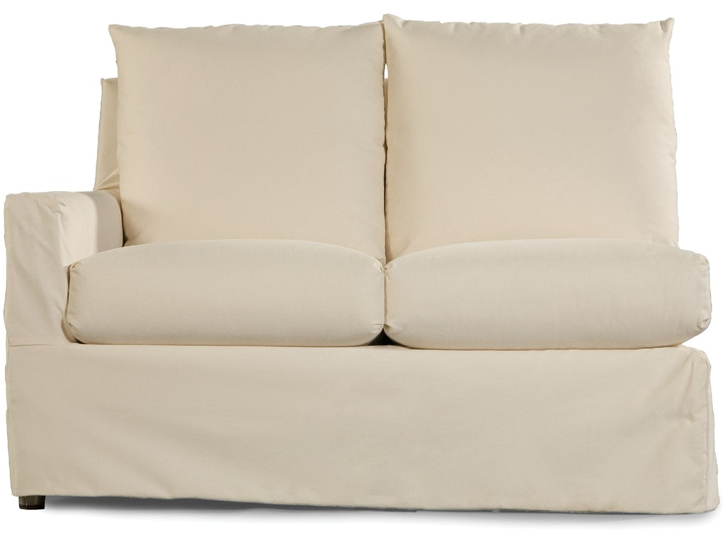 Lane Venture Outdoorpatio Elena Left Facing One Arm Loveseat 825 22 Today 39 S Home Interiors