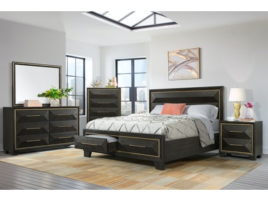 Modern/Contemporary Master Bedroom Sets - Elements ...