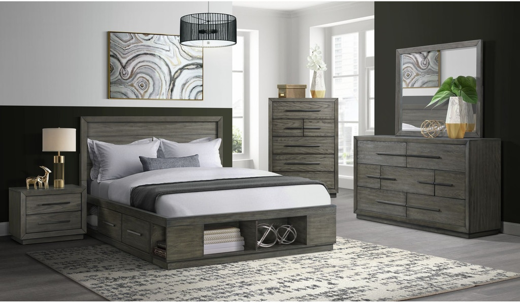 Elements International Bedroom Elation Bedroom Set Elements International Mesquite Tx