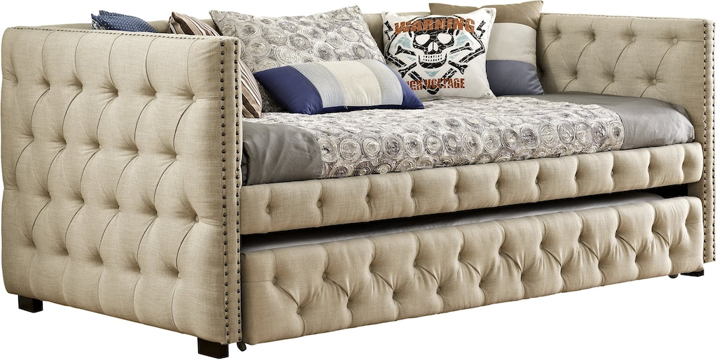 Awesome Elements International Bedroom Janell Daybed Ujnoxxtbd Ncnpc Chair Design For Home Ncnpcorg