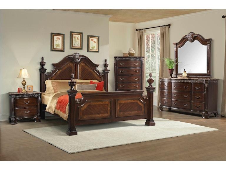 Elements International Southern Belle Bedroom Butterworths Of
