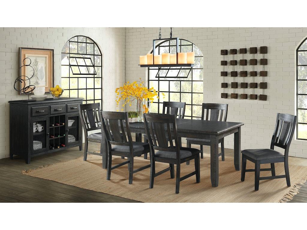 Elements International Dining Room Alexander Dal100xx Robinson 39 S Furniture Oxford Pa