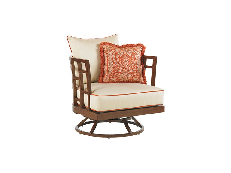 Tommy Bahama Outdoor Living Swivel Lounge Chair 3120-11SW