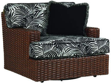 Tommy Bahama Outdoor Living Swivel Lounge Chair