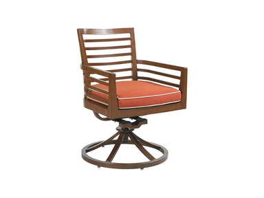 Tommy Bahama Outdoor Living Swivel Rocker Dining Chair 3130-13SR