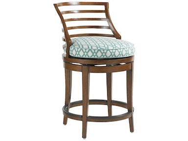 Tommy Bahama Outdoor Living Swivel Counter Stool