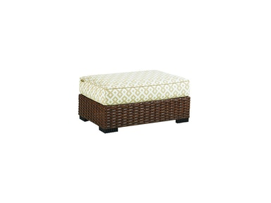 Tommy Bahama Outdoor Living Ottoman 3130-44