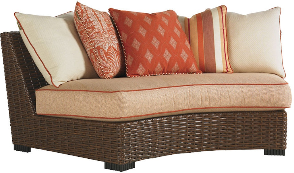 Tommy Bahama Outdoor Living Outdoorpatio Sectional Armless