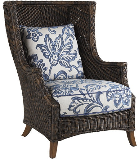 Tommy Bahama Outdoor Living Outdoor Patio Wing Chair 3170 10 Lexington Home Brands