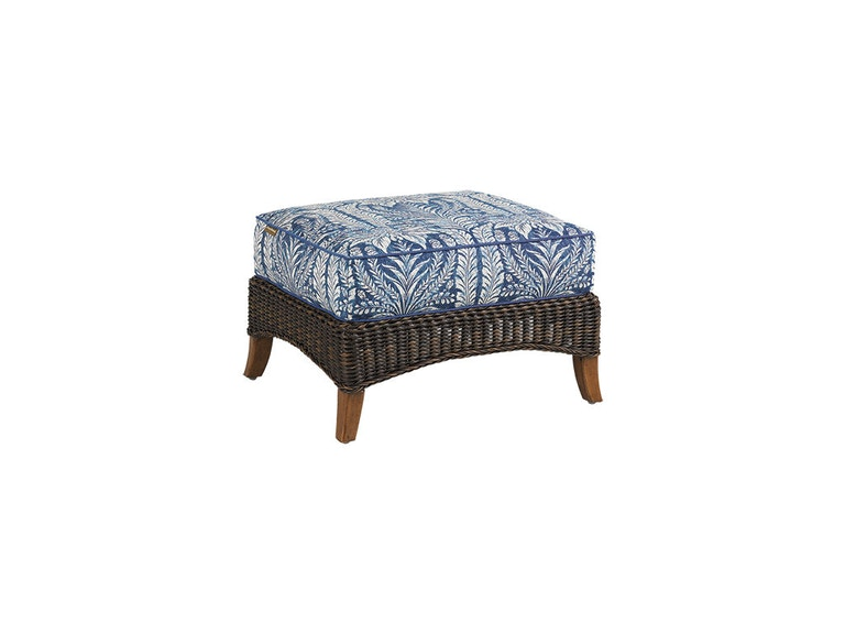 Tommy Bahama Outdoor Living Ottoman 3170-44