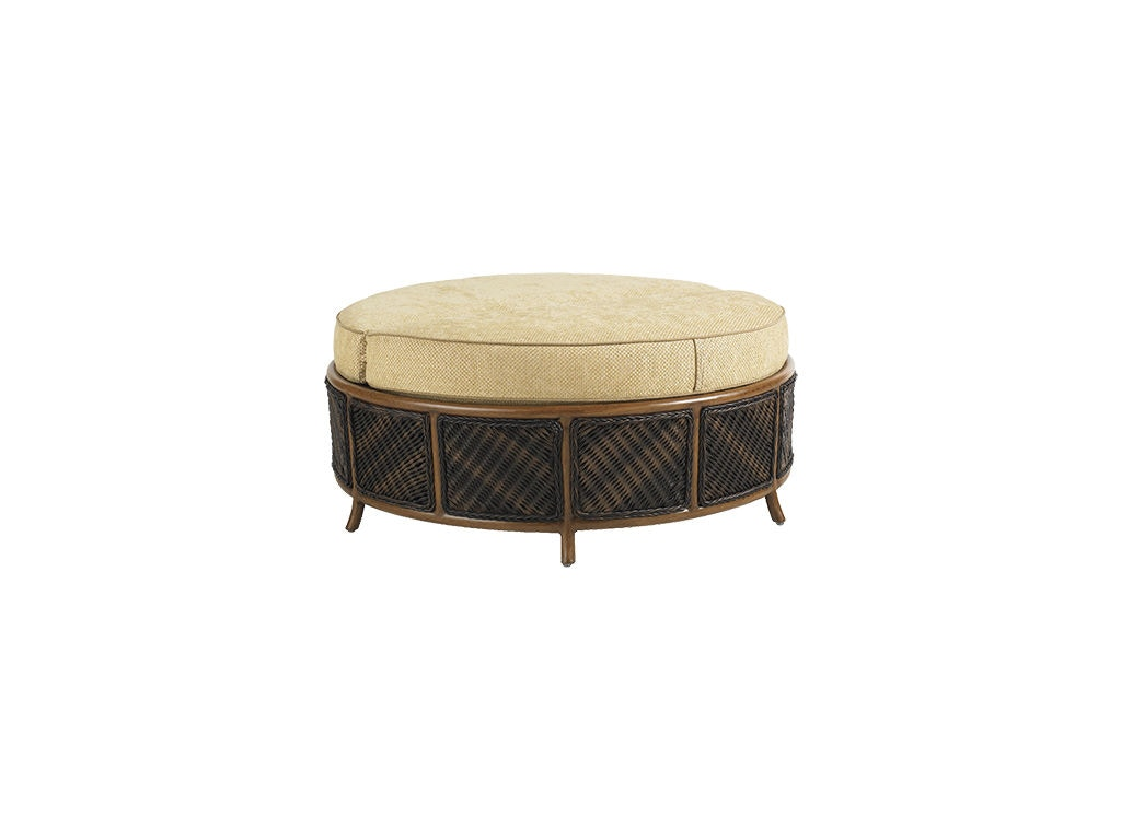 Tommy Bahama Outdoor Living Storage Ottoman 3170 44ST