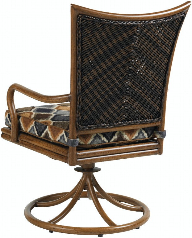 Outstanding Tommy Bahama Outdoor Living Outdoor Patio Swivel Rocker Machost Co Dining Chair Design Ideas Machostcouk