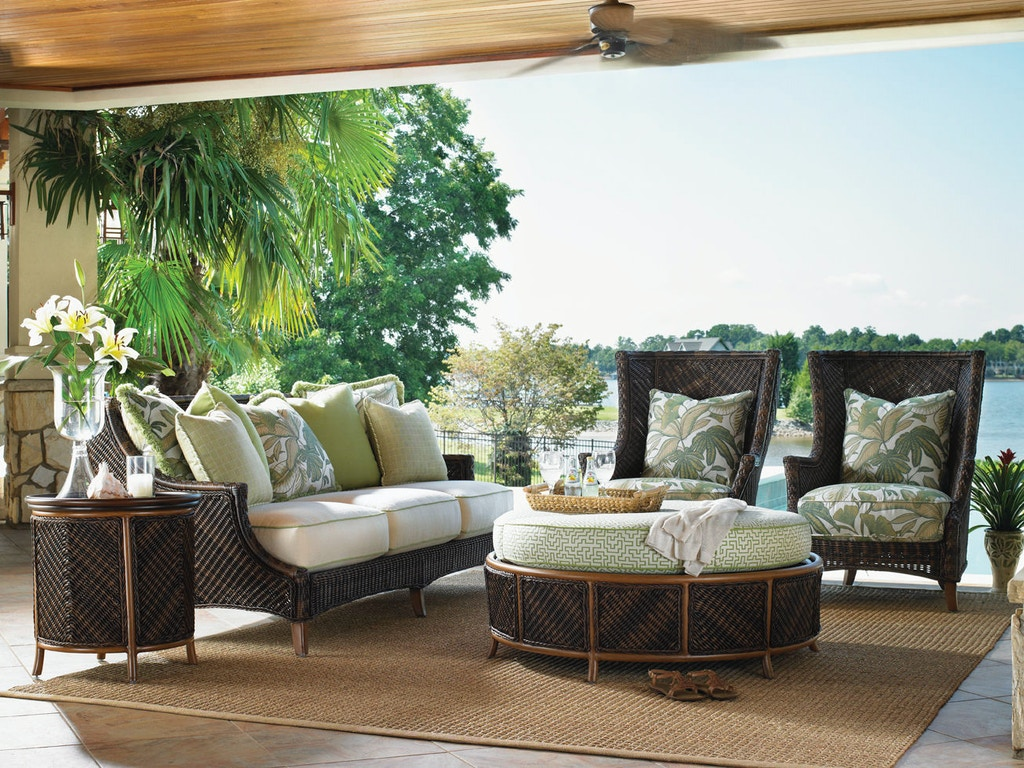 Tommy Bahama Outdoor Living Outdoor Patio Sofa 3170 33