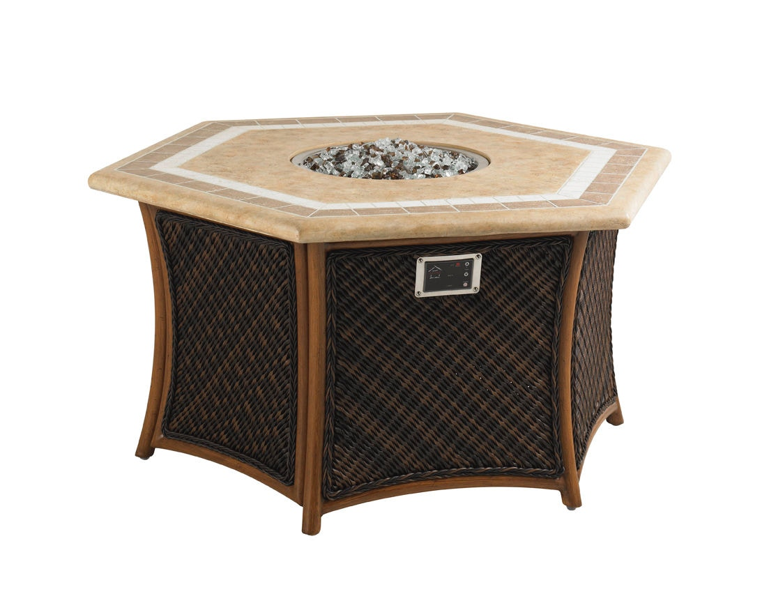 Tommy Bahama Outdoor Living Fire Pit 3170 920FG