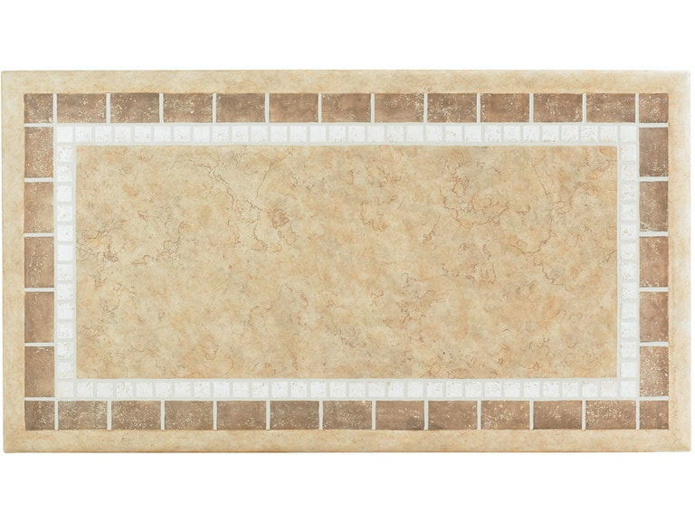 Tommy Bahama Outdoor Living Patio Weatherstone Top 54x30 3170 945wt At Gorman S