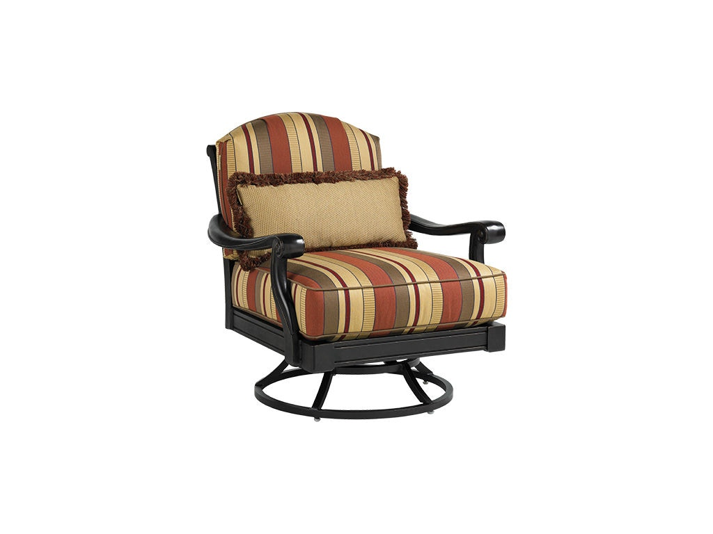 Tommy Bahama Outdoor Swivel Lounge Chair 3190 11SW