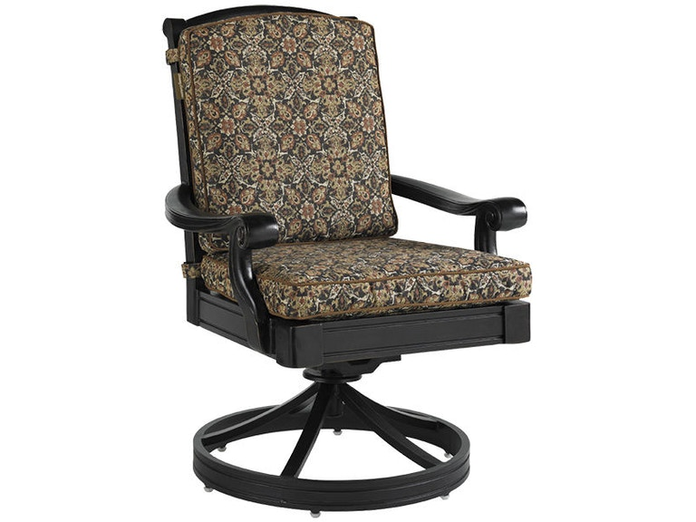 Tommy Bahama Outdoor Living Swivel Rocker Dining Chair 3190 13sr