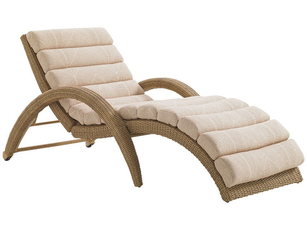 Tommy Bahama Outdoor Living Chaise Lounge The Fire