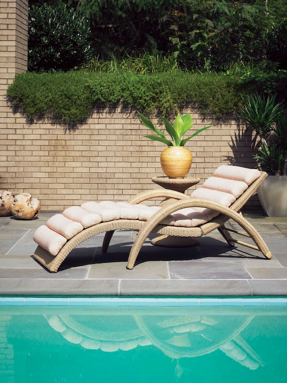 Tommy Bahama Outdoor Living - Chaise Lounge  The Fire ...