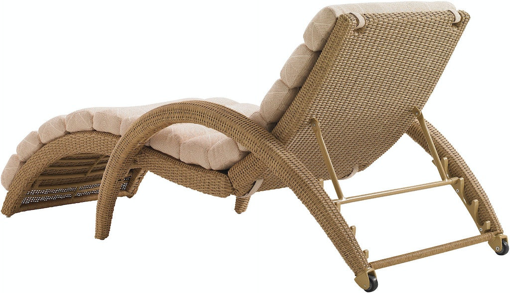 Tommy Bahama Outdoor Living Outdoor Patio Chaise Lounge