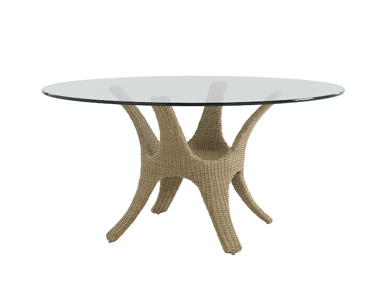 Tommy Bahama Outdoor Living Dining Table Base 3220-870TB