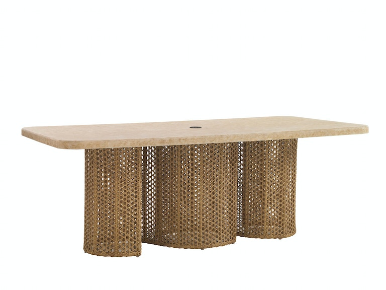 Tommy Bahama Outdoor Living Dining Table Base 3220-877TB