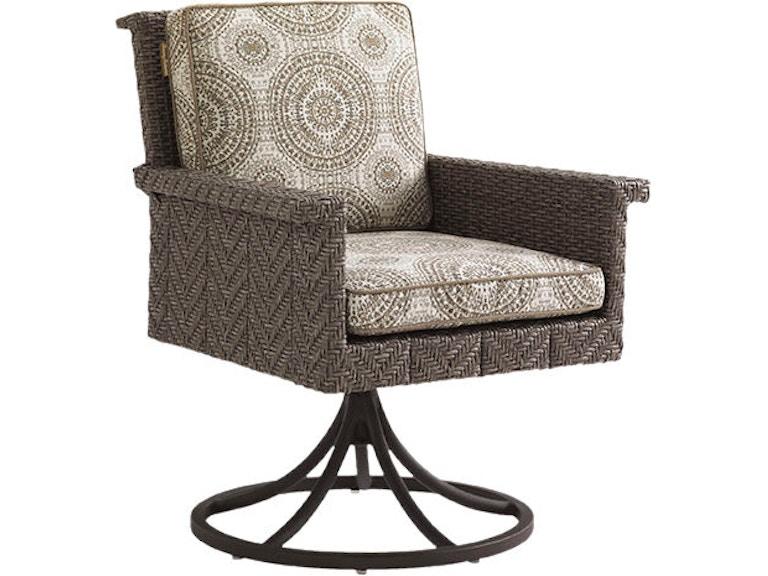 Tommy Bahama Outdoor Living Swivel Rocker Dining Chair 3230 13sr
