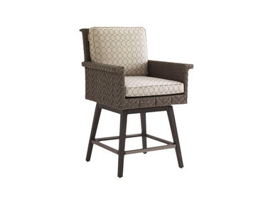 Tommy Bahama Outdoor Living Swivel Counter Stool 3230-17SW