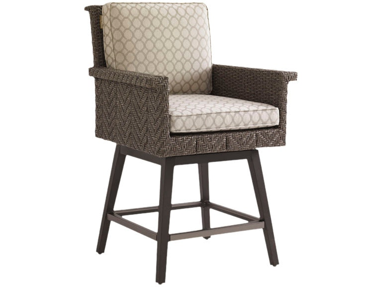 Tommy Bahama Outdoor Living Swivel Counter Stool 323017sw