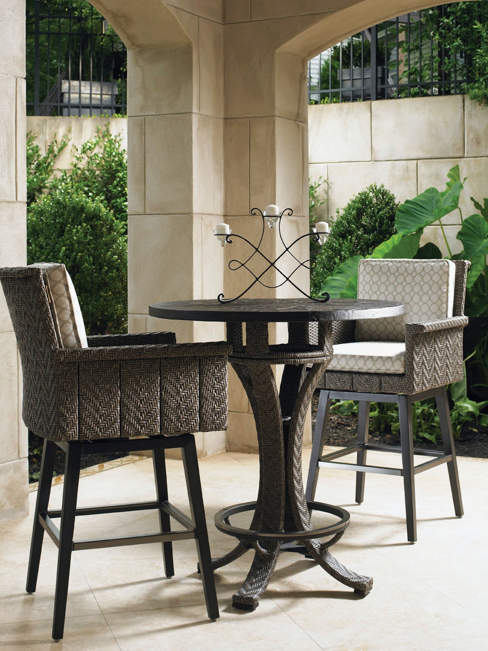 Tommy Bahama Outdoor Living HighLow Bistro Table Base  : 3230873bbhighrs from www.fhcasual.com size 1024 x 768 jpeg 82kB