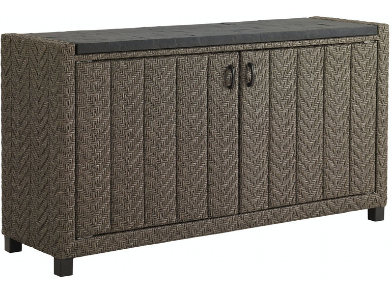 Tommy Bahama Outdoor Living Outdoor Patio Buffet Console