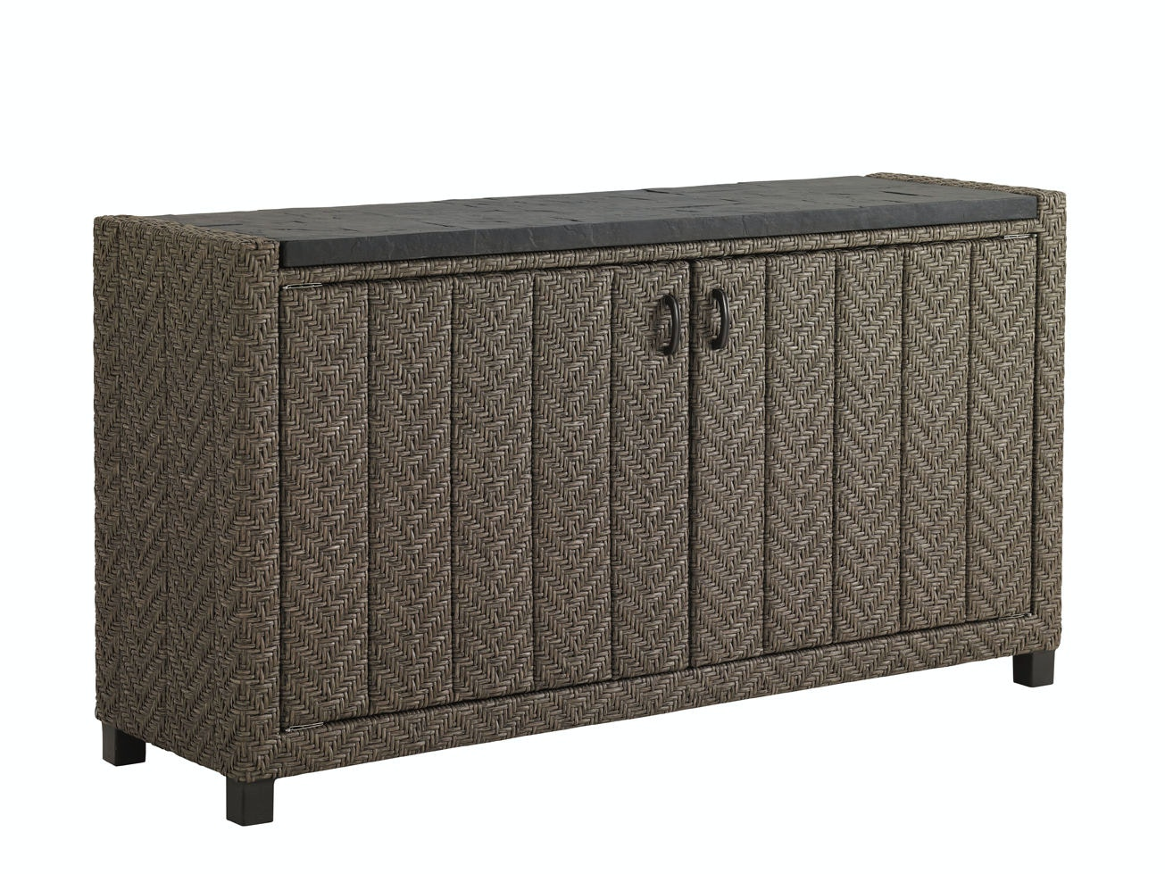 Outdoor Console Buffet Table