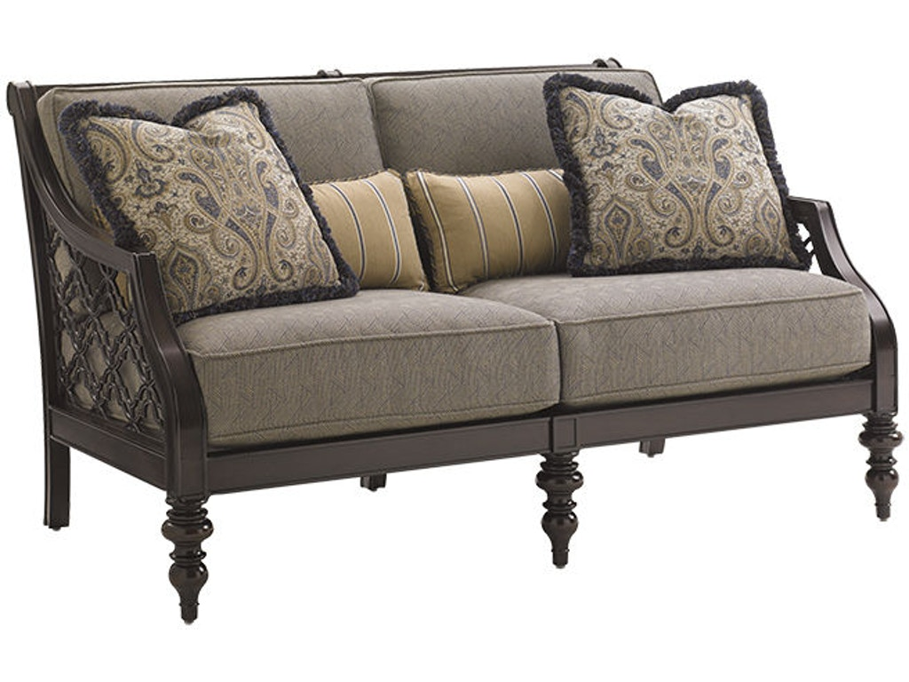 Tommy Bahama Outdoor Living Outdoor Patio Loveseat 3235 22 Norwood Furniture