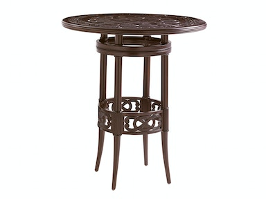 Tommy Bahama Outdoor Living Hi/Lo Bistro Table Base 3235-873BB