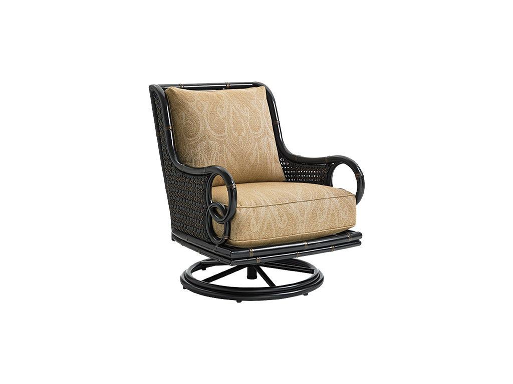 Tommy Bahama Outdoor Swivel Rocker Lounge Chair 3237 11SR