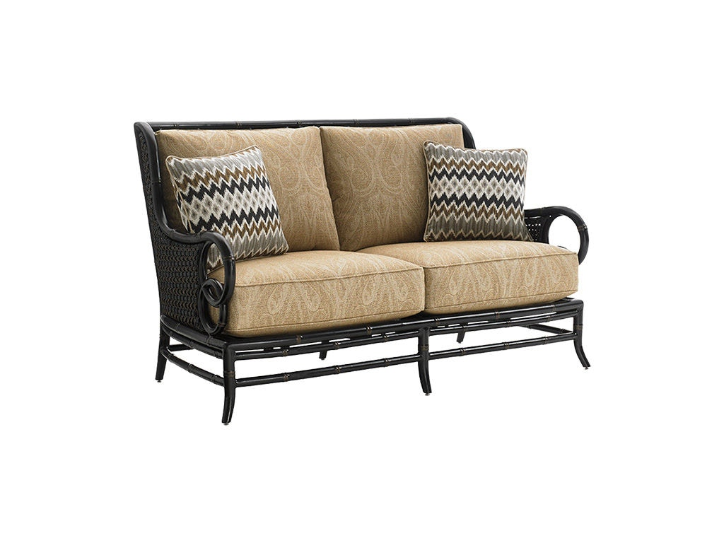 Tommy Bahama Outdoor Living Love Seat 3237 22