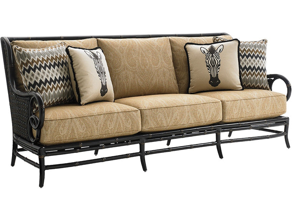 Tommy Bahama Outdoor Living Outdoor Patio Sofa 3237 33 Lexington Home Brands Thomasville Nc